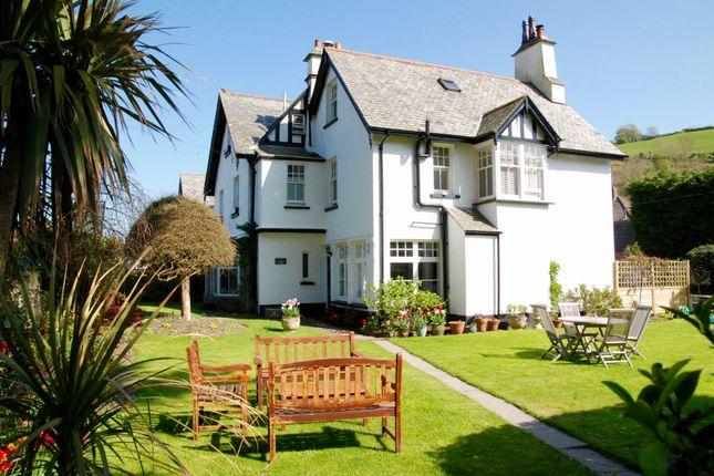 Thumbnail Hotel/guest house for sale in Longmead, Lynton