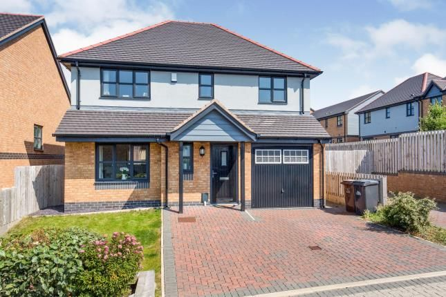 Thumbnail Detached house for sale in Gwel Y Mor, Dwygyfylchi, Penmaenmawr, Conwy
