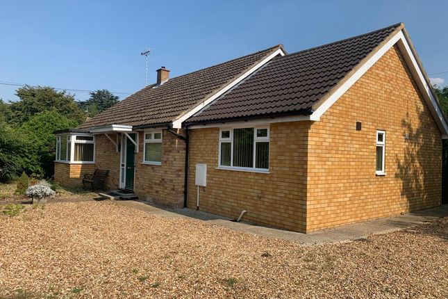 Thumbnail Bungalow to rent in North Way, Potterspury, Towcester