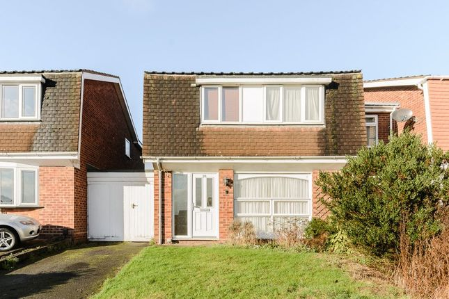 3 bed detached house for sale in Adonis Close, Tamworth, Staffordshire