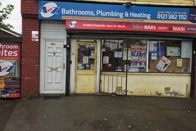 Thumbnail Retail premises for sale in Bromford Lane, Erdington Birmingham