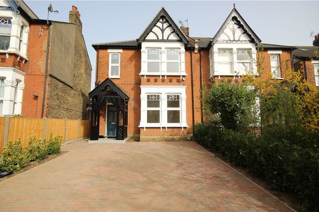 Thumbnail Flat to rent in Argyle Road, Ealing