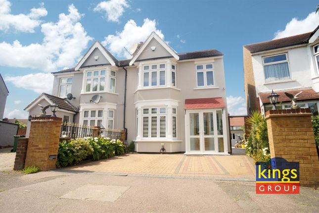 Thumbnail Semi-detached house for sale in Middleton Avenue, London