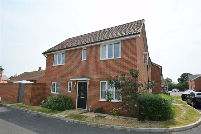 Thumbnail Semi-detached house for sale in Hawthorn Close, Hardwicke, Gloucester