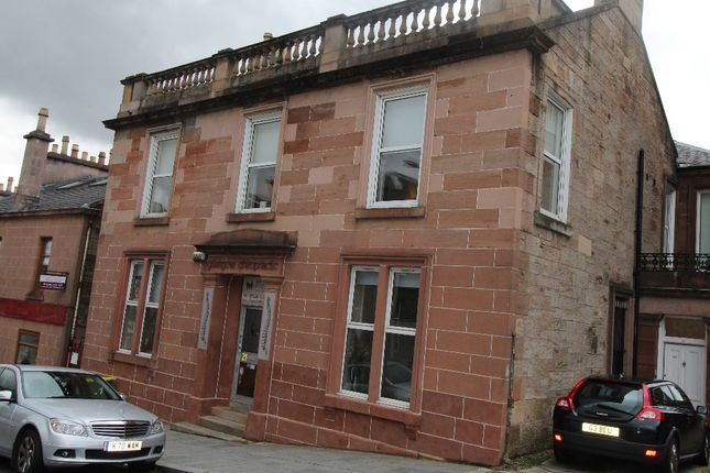 Thumbnail Town house for sale in Academy Street, Coatbridge, North Lanarkshire