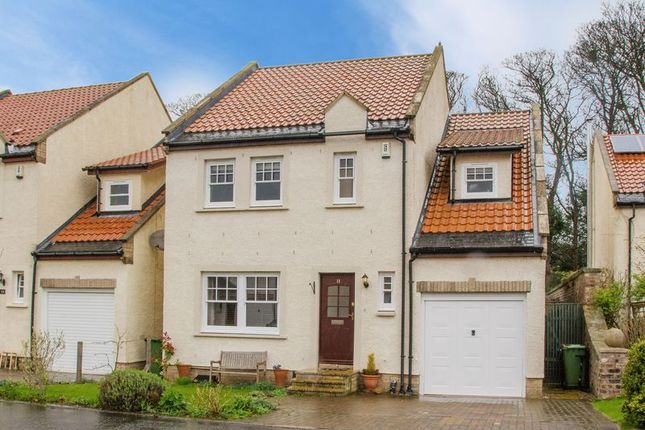 Thumbnail Detached house for sale in 11 Bielside Gardens, West Barns, Dunbar, East Lothian