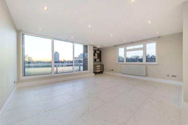 Thumbnail Flat to rent in Wellington House, 30 Eton Road, Belsize Park, London