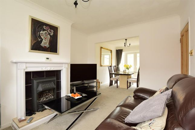 Thumbnail Semi-detached house for sale in Highview Avenue North, Brighton, East Sussex