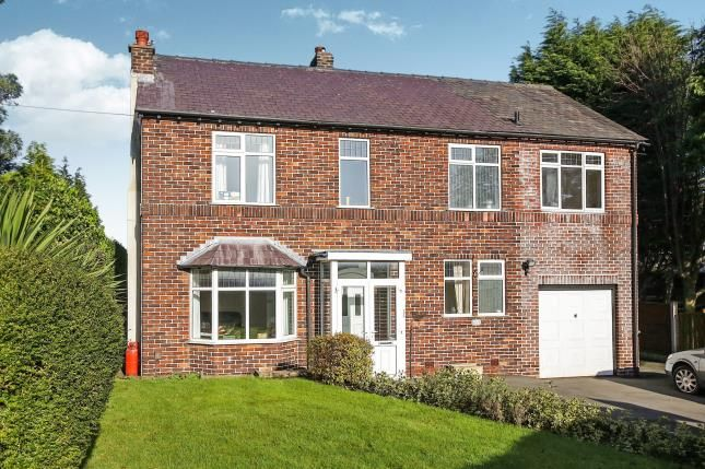 Thumbnail Detached house for sale in Henshall Road, Bollington, Macclesfield, Cheshire