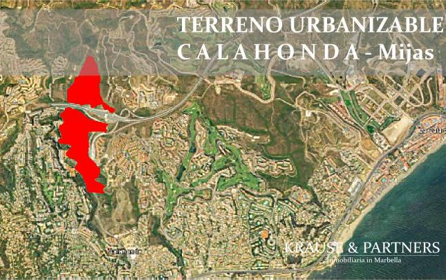 Thumbnail Land for sale in Calahonda, Costa Del Sol, Andalusia, Spain