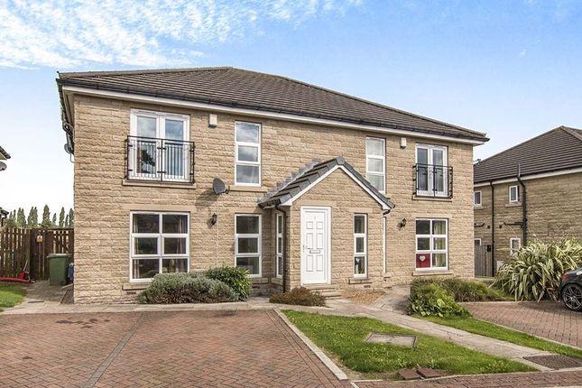 Thumbnail Terraced house to rent in Carrington Green, Batley