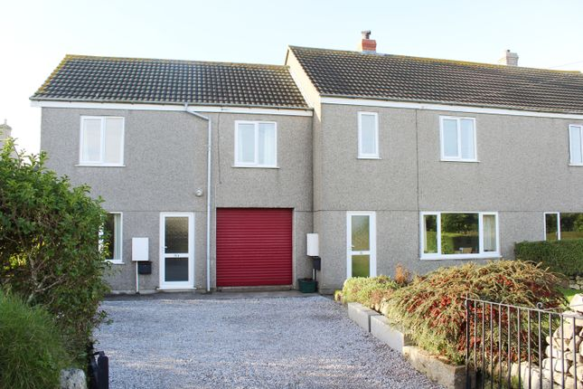 Thumbnail End terrace house for sale in Carn Ros, Pendeen