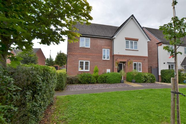 Thumbnail Detached house to rent in Medway Walk, Holmes Chapel, Crewe