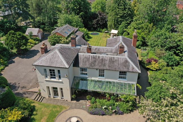 Thumbnail Detached house for sale in Bear Hill, Alvechurch