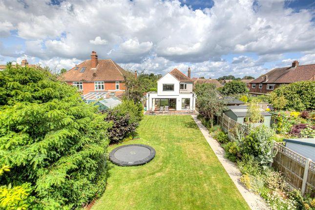 Thumbnail Detached house for sale in De Vere Road, Colchester