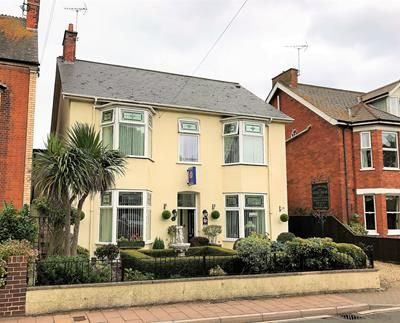 Hotel Guest House For In Southcombe Vicarage Road Sidmouth Devon
