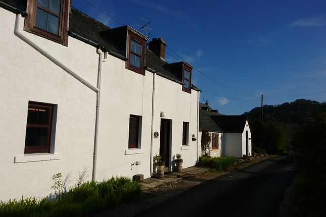 Thumbnail Terraced house for sale in Tayvallich, By Lochgilphead, Argyll