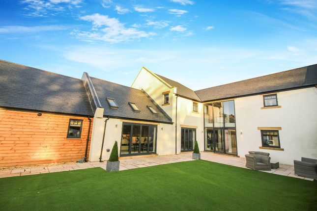Thumbnail Semi-detached house for sale in West Chevington, Morpeth