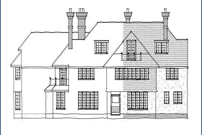 Thumbnail Town house for sale in Esplanade, Frinton-On-Sea