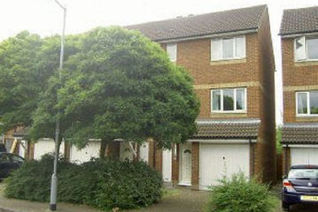 Thumbnail Property to rent in Bunning Way, London