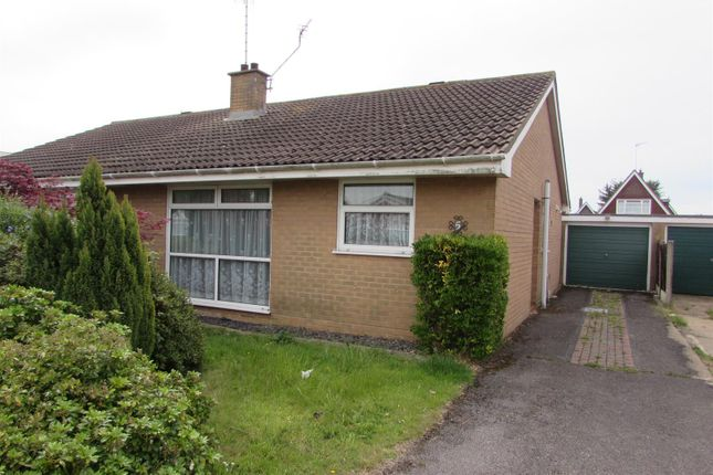 Thumbnail Semi-detached bungalow to rent in Dupont Close, Clacton-On-Sea