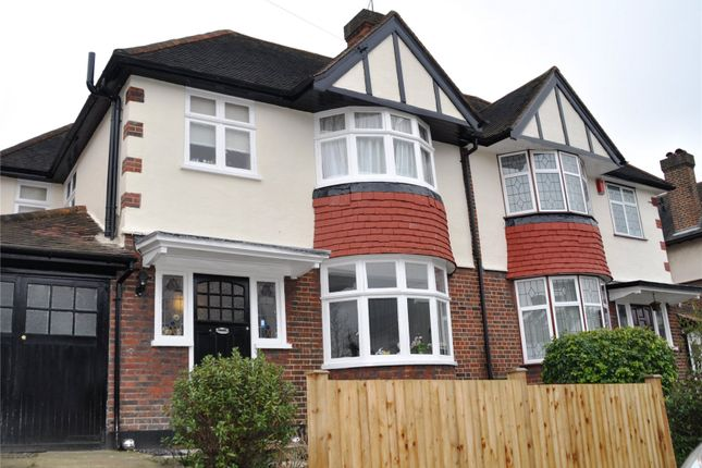 Thumbnail Terraced house to rent in Brantwood Road, London