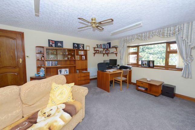 Study/Play Room of Woodnook Lane, Old Brampton, Chesterfield S42