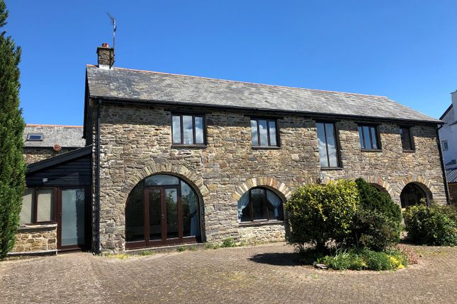 Thumbnail Barn conversion to rent in Town Farm Court, Shirwell
