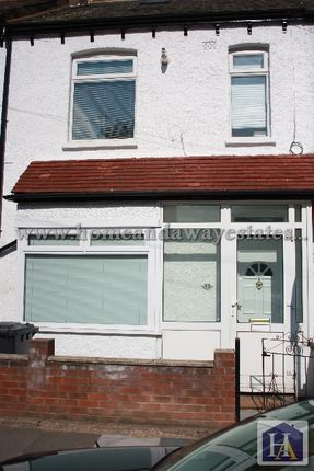 Thumbnail Terraced house to rent in Annesley Avenue, London
