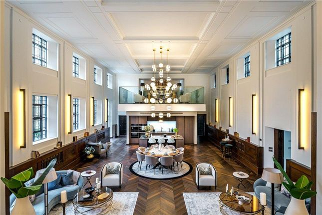 Thumbnail Detached house for sale in The Chapel, Hampstead Manor, Kidderpore Avenue, Hampstead, London