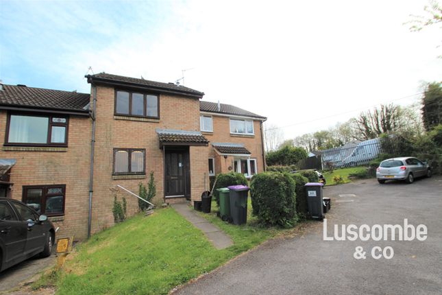 Thumbnail Terraced house to rent in Open Hearth Close, Griffithstown