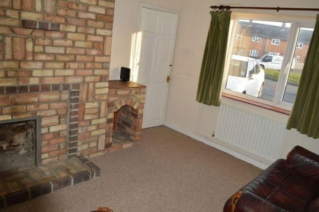 Thumbnail Shared accommodation to rent in Hermitage Road, Loughborough