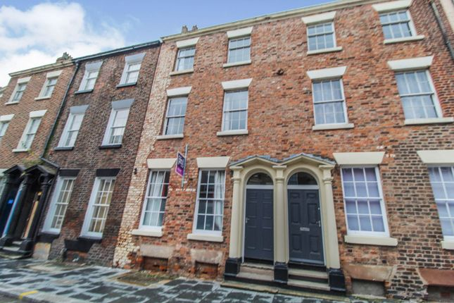Thumbnail Terraced house for sale in Mount Pleasant, Liverpool