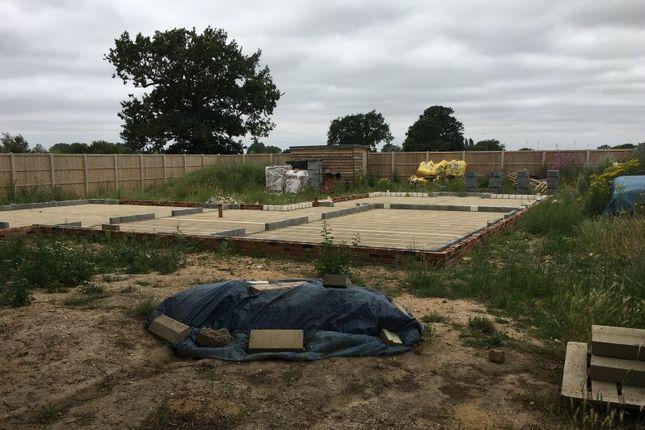 Thumbnail Land for sale in Plot 1, St. Faiths Road, Norwich, Norfolk