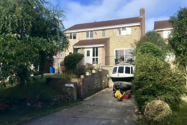 Thumbnail Detached house for sale in Puddledock Lane, Sutton Poyntz, Weymouth