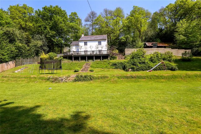 Thumbnail Detached house for sale in Barley Mow Hill, Arford, Hampshire
