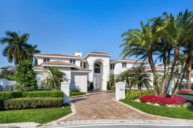 Thumbnail Property for sale in 121 Royal Palm Way, Boca Raton, Florida, United States Of America