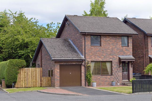 Thumbnail Detached house for sale in Wooden Linn, Kelso