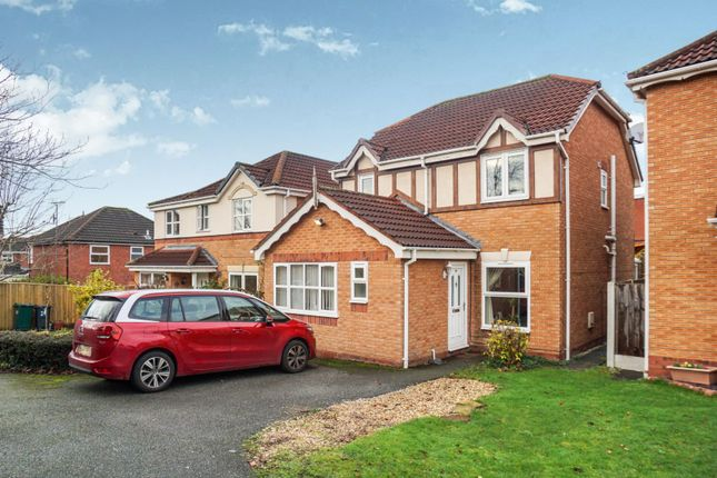 Thumbnail Detached house for sale in Strawberry Fields, Chester