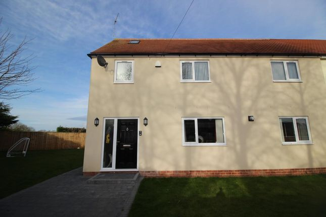 Thumbnail Semi-detached house to rent in The Green, Ponteland, Northumberland