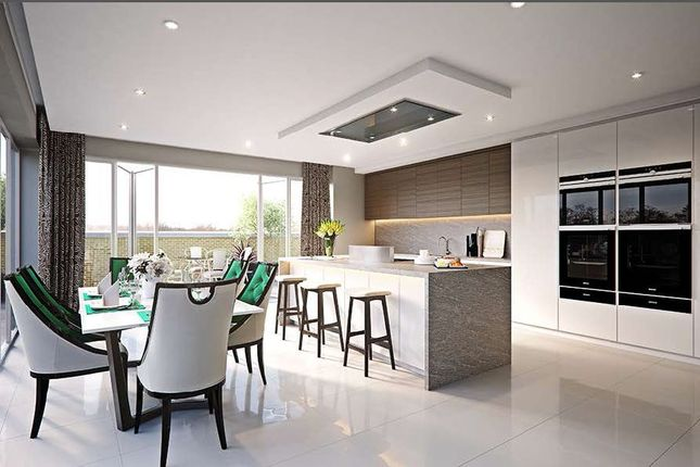 Thumbnail Penthouse for sale in Taplow Riverside, Mill Lane, Taplow