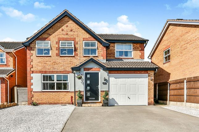 Thumbnail Detached house for sale in Skye Croft, Royston, Barnsley