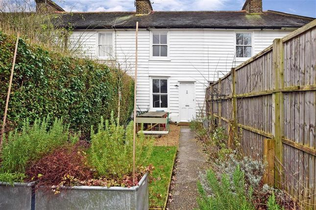 Thumbnail Terraced house for sale in Manor Road, Chigwell, Essex