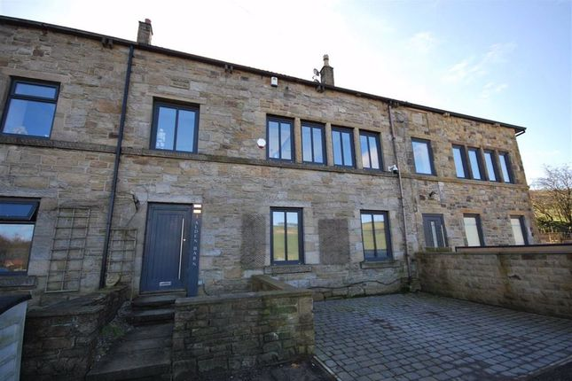 Thumbnail Town house to rent in Alden Barn, Helmshore, Rossendale