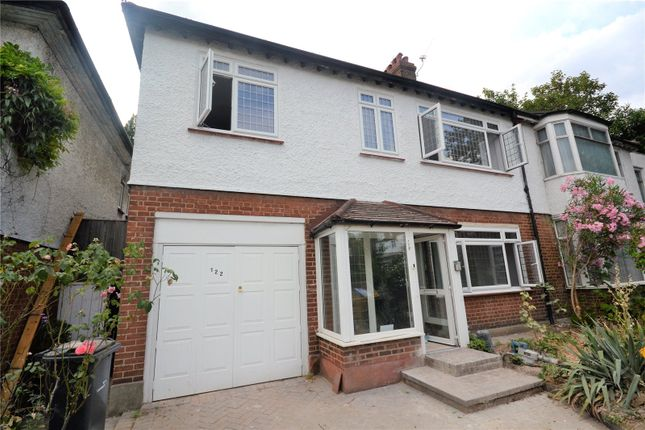 Thumbnail Property to rent in Kings Avenue, Clapham, London