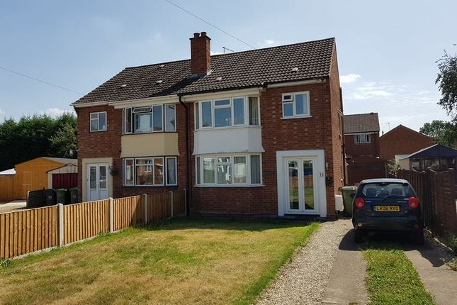 Thumbnail Semi-detached house to rent in Ambrose Close, Worcester