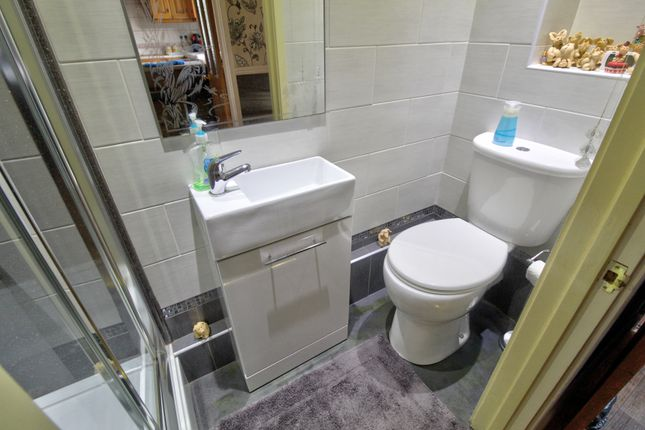 Shower Room of Mendip Close, Dudley DY3