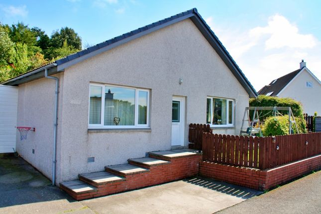 Thumbnail Detached bungalow for sale in Rossway Road, Kirkcudbright