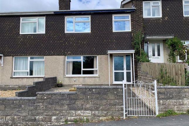 Thumbnail Terraced house for sale in Bryn Y Mor Terrace, Aberaeron, Ceredigion