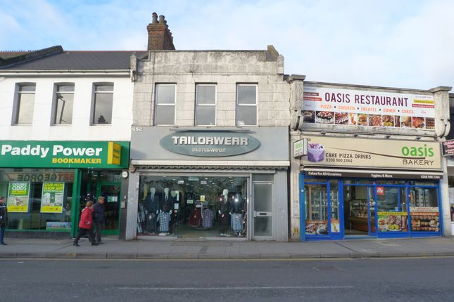 Thumbnail Terraced house for sale in High Road, Wembley